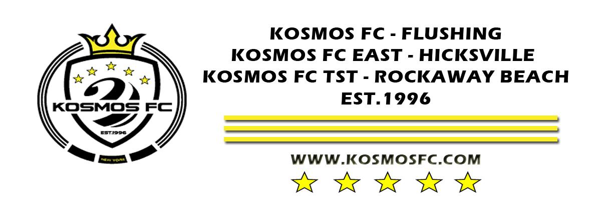 Soccer Posts Kosmos FC Final